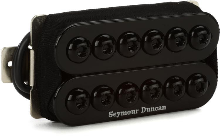Seymour Duncan SH-8n Invader Humbucker Pickup - Black Neck image 1
