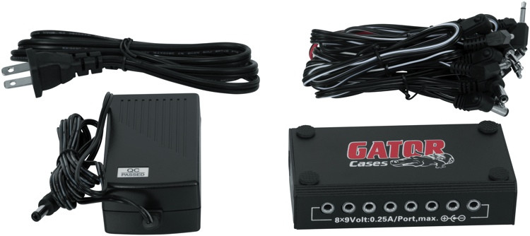 Gator G-BUS-8-US - Pedal Board Power Supply image 1
