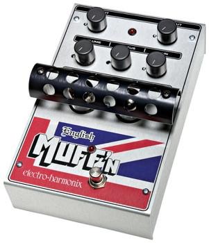 Electro-Harmonix English Muff\'n Tube Distortion Pedal image 1