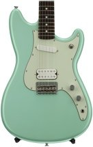 Fender Duo-Sonic HS - Surf Green with Rosewood Fingerboard