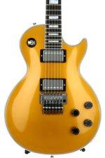Gibson Custom Les Paul Custom Limited - Floyd Rose, Antique Gold