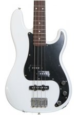 Squier Affinity Series Precision Bass PJ - Olympic White