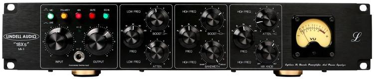 Lindell Audio 18XS MK2 Channel Strip image 1
