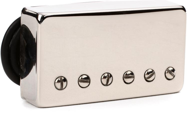 DiMarzio The Tone Zone Humbucker Pickup - F-spaced F-spaced Nickel image 1