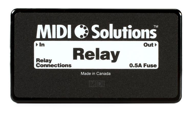 MIDI Solutions Relay image 1