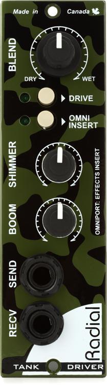 Radial TankDriver image 1