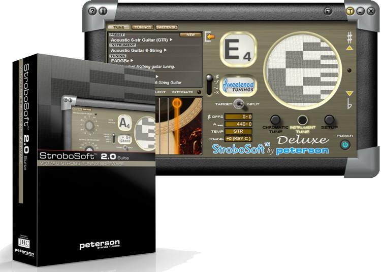Peterson StroboSoft2 Deluxe Suite image 1