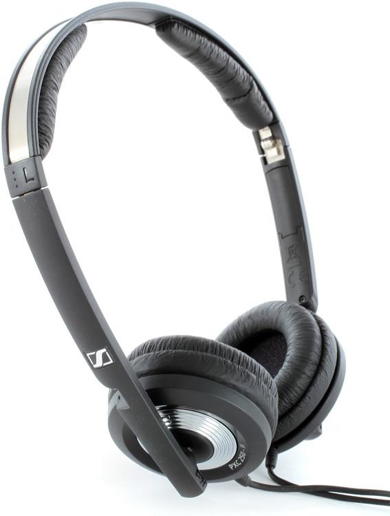 Sennheiser PXC 250-II Active Noise-cancelling Travel Headphones image 1