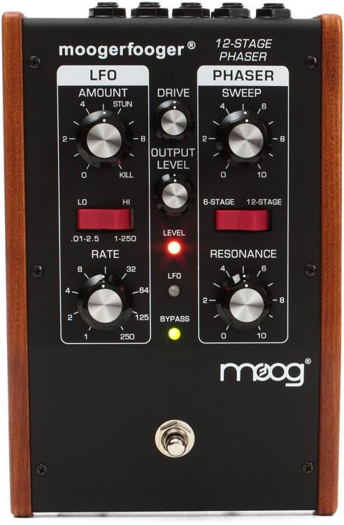 Moog Moogerfooger MF-103 12-Stage Phaser Pedal image 1