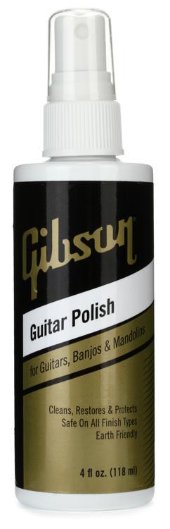 Gibson Accessories 4oz Polish w/Pump image 1