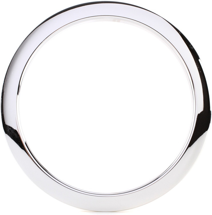 bass drum o 39 s port hole ring 5 chrome sweetwater. Black Bedroom Furniture Sets. Home Design Ideas