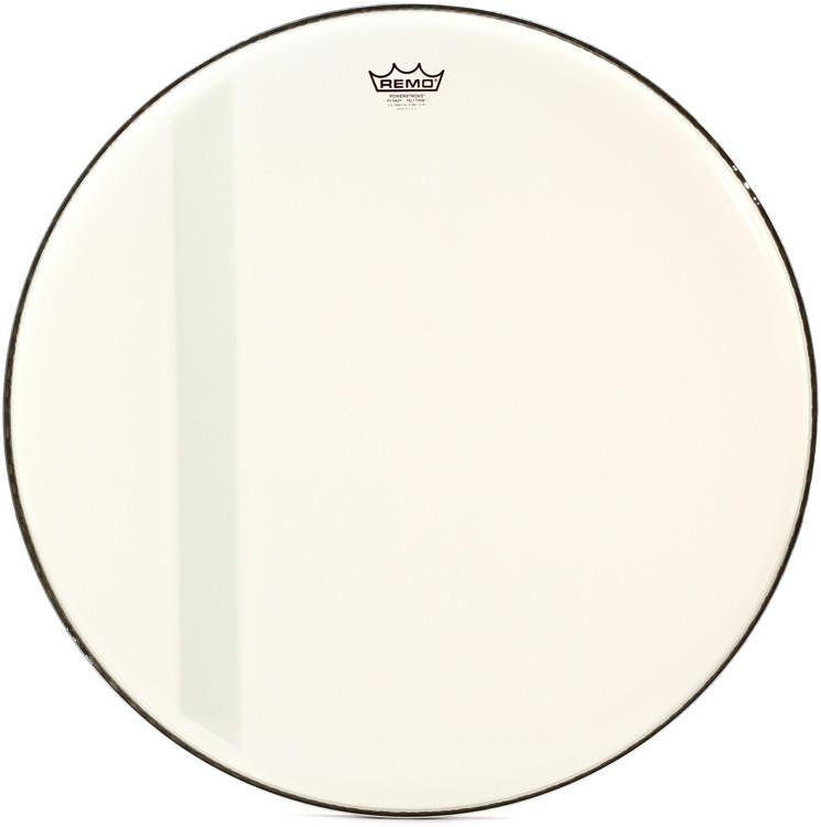 remo powerstroke 3 felt tone bass drum head 26 hazy sweetwater. Black Bedroom Furniture Sets. Home Design Ideas
