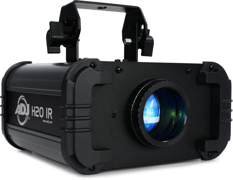 ADJ H20 LED IR 12W, 5-Color Water Effect image 1