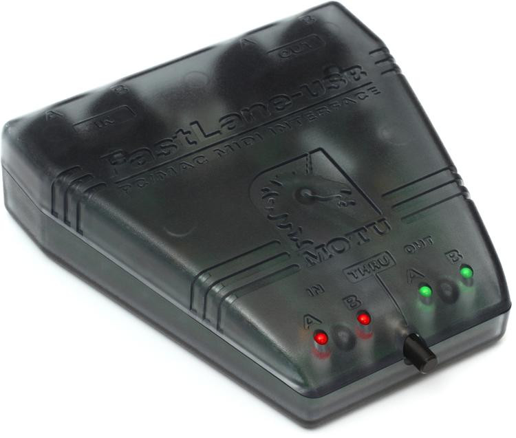 MOTU FastLane USB image 1