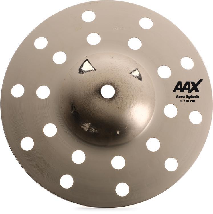 Sabian AAX Aero Splash Cymbal - 8