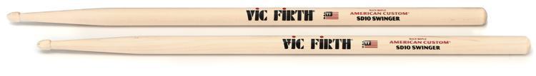 Vic Firth American Custom Drum Sticks - Swinger image 1