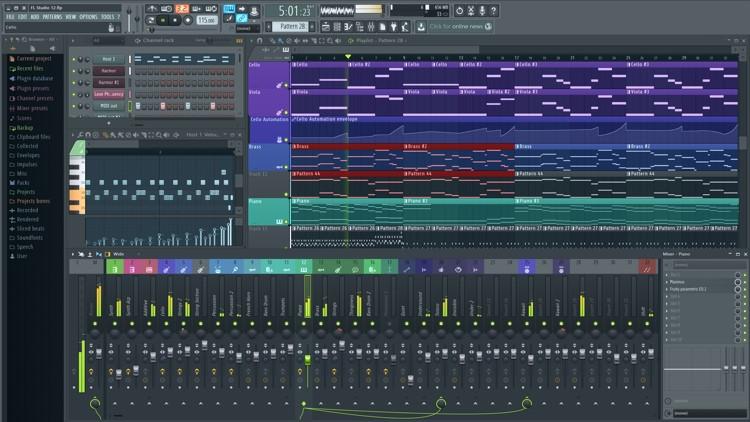 Image Line FL Studio 12 Fruity Edition For Windows (download) image 1