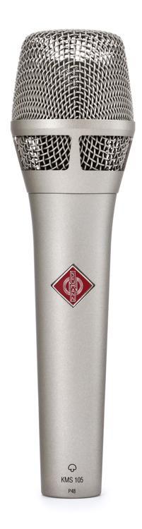 Neumann KMS 105 Handheld Condenser Microphone - Nickel image 1