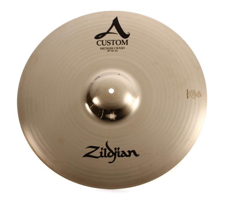 Zildjian A Custom Medium Crash - 18