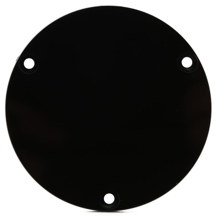 Gibson Accessories Switchplate Cover - Black image 1