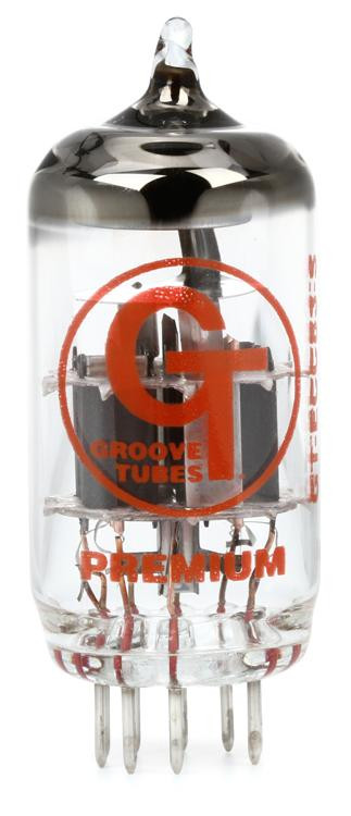 Groove Tubes GT-ECC83-S Select Preamp Tube image 1