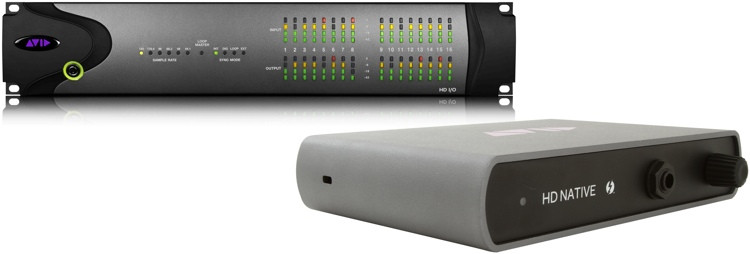 Avid Pro Tools | HD Native Thunderbolt + HD I/O 8x8x8 image 1