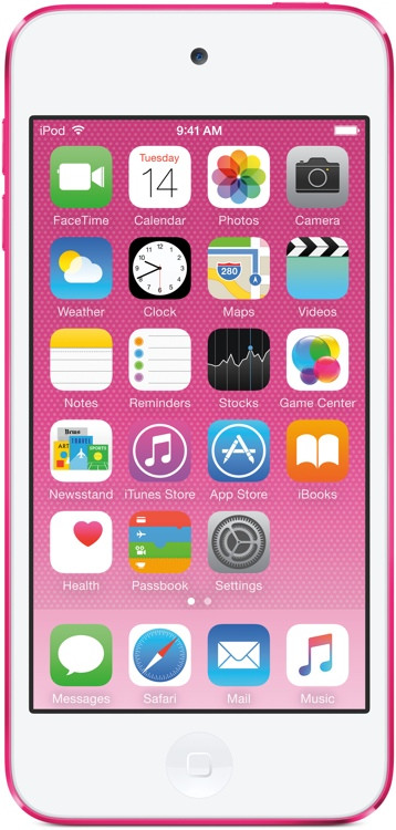 Apple iPod touch - 16GB - Pink image 1