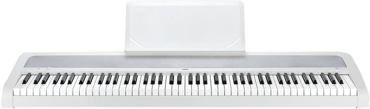 Korg B1 Digital Piano - White image 1