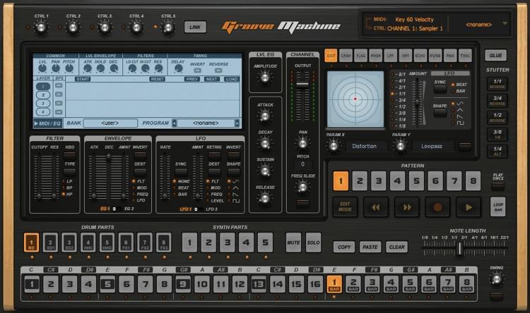 Image Line Groove Machine image 1
