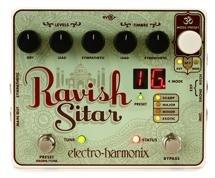 Electro-Harmonix Ravish Sitar Emulation Pedal