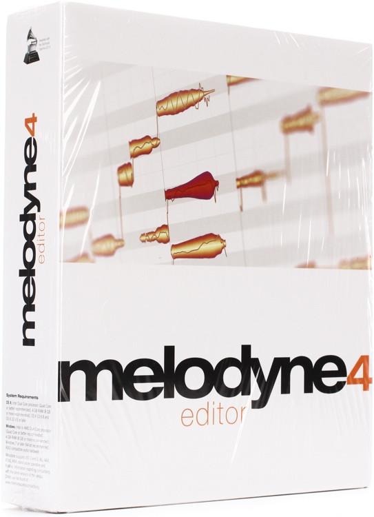 Celemony Melodyne 4 editor (boxed) image 1