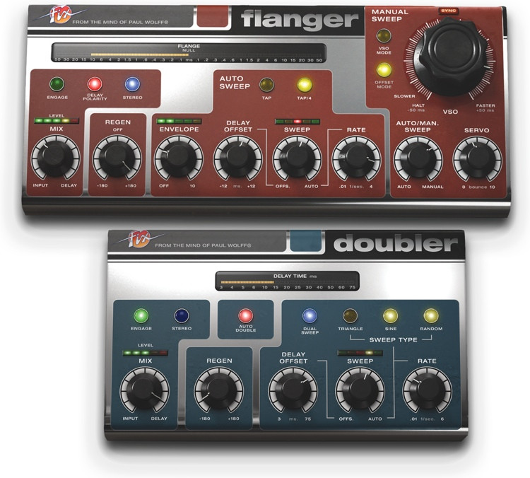 Softube Fix Flanger and Fix Doubler Plug-in Suite image 1