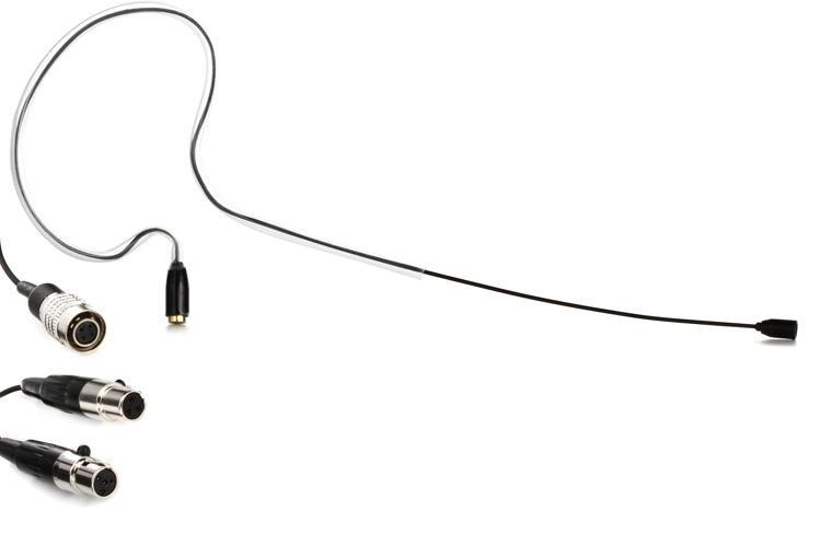 Galaxy Audio ESM8 Omni Headset Mic - Black image 1