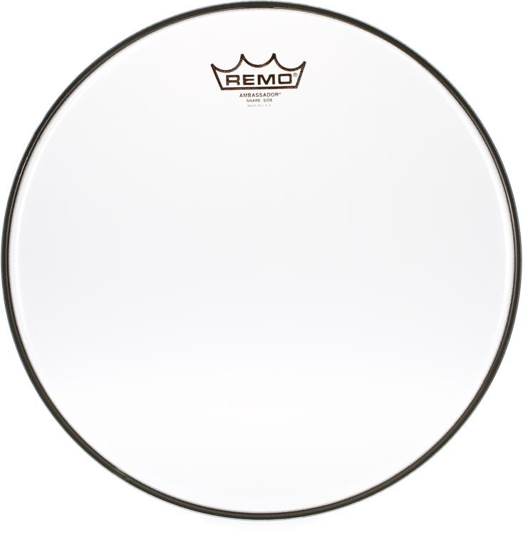 Remo Ambassador Snare-side Drumhead - 13
