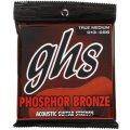GHS TM335 Phosphor Bronze True Medium Acoustic Guitar Strings