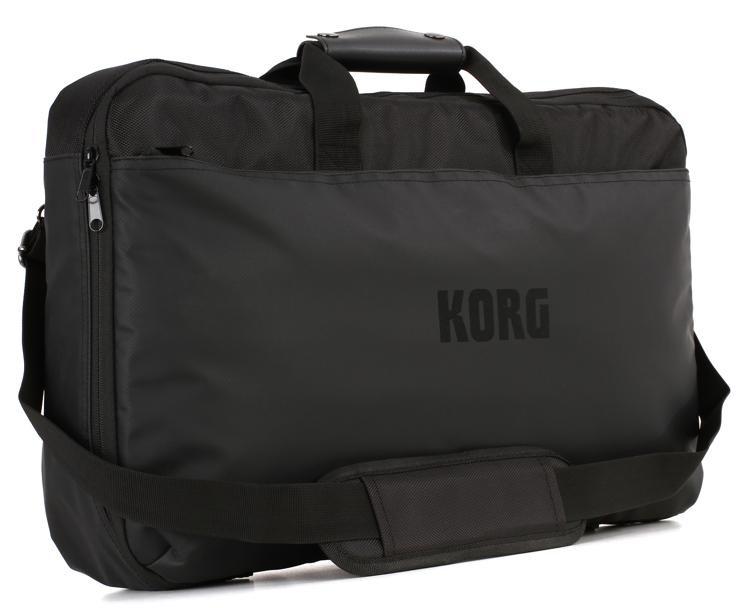 korg scminilogue keyboard gig bag for minilogue sweetwater. Black Bedroom Furniture Sets. Home Design Ideas