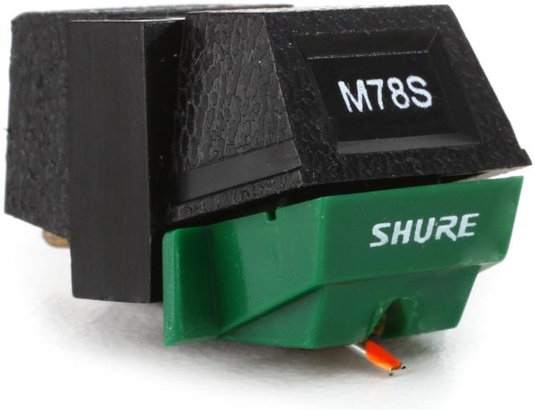 Shure M78S Wide Groove Phono Cartridge image 1