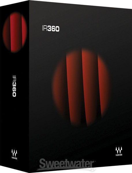 Waves IR-360 Plug-in for Academic Institutions image 1
