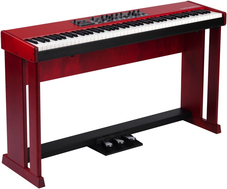 Nord Wood Keyboard Stand image 1