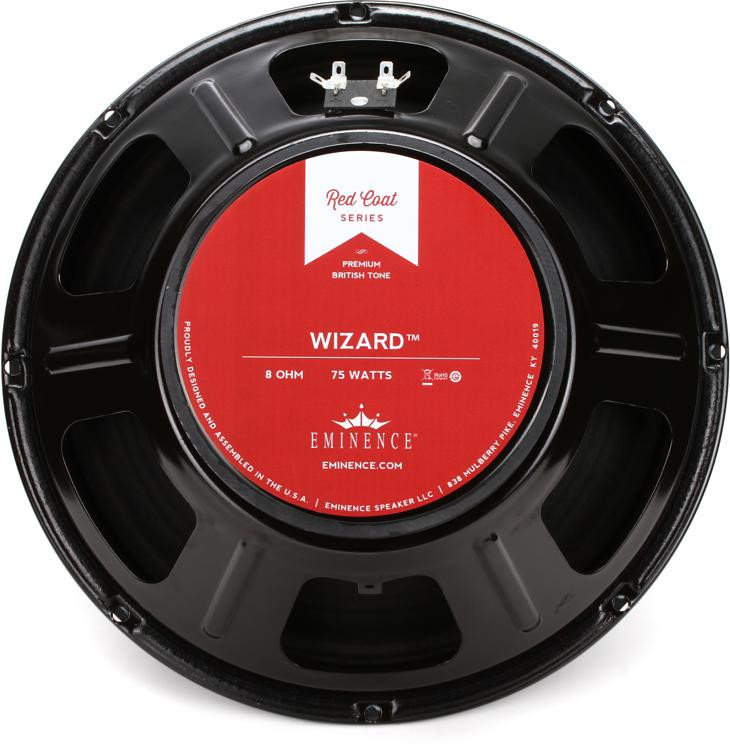 Eminence The Wizard Redcoat Series 12