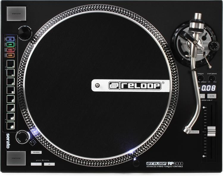 Reloop RP-8000 Turntable image 1