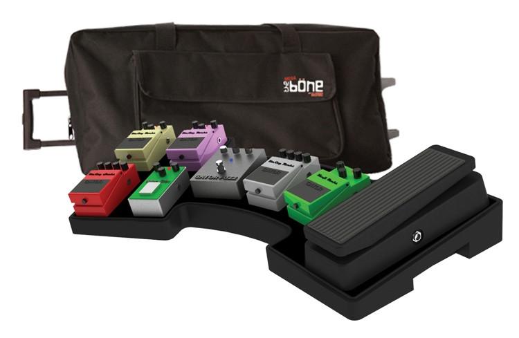 Gator G-Mega-Bone-W - Molded Pedal Board with Carry Bag image 1