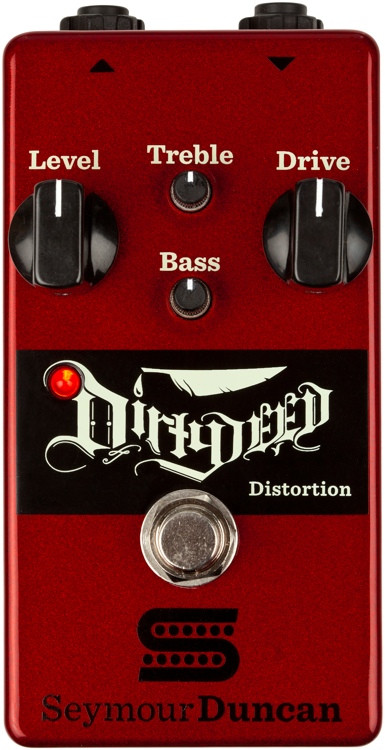 seymour duncan dirty deed distortion pedal sweetwater. Black Bedroom Furniture Sets. Home Design Ideas