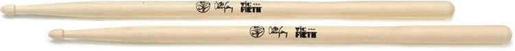 Vic Firth Signature Series Drum Sticks - Danny Carey - Wood Tip image 1