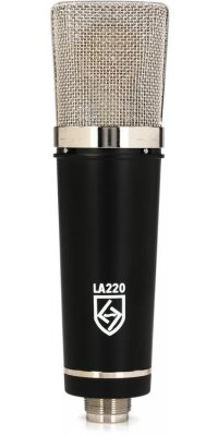 LA-220 Large-diaphragm Condenser Microphone