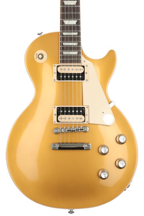 eb0ba7a520 Gibson Les Paul Classic 2019 - Gold Top image 1
