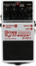 Boss SYB-5 Bass Synthesizer Pedal