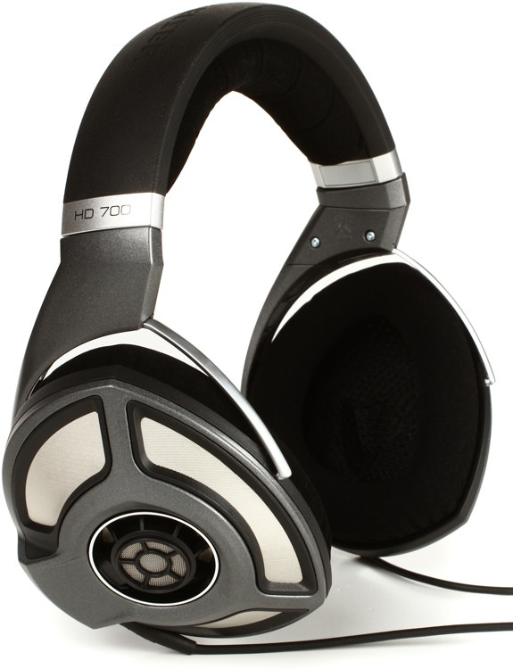 Sennheiser HD700 Open-back Audiophile and Mastering Headphones image 1