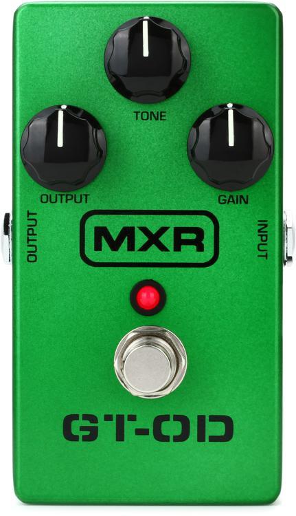 MXR M193 GT-OD Overdrive Pedal image 1