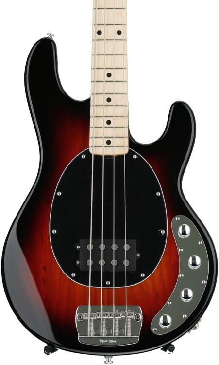 Ernie Ball Music Man StingRay 4 H - Sunburst, Maple Fingerboard image 1